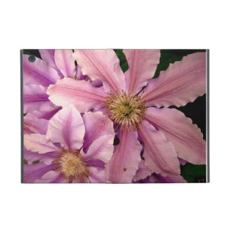 Pink Clematis Cases For iPad Mini