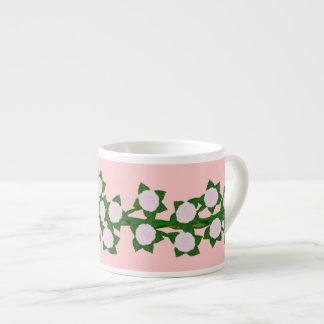 Pink Climber Espresso Mug