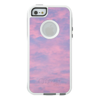 Pink Clouds Photo OtterBox iPhone 5/5s/SE Case