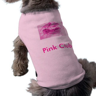 Pink Club Shirt