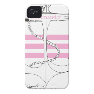 pink commander, tony fernandes iPhone 4 covers