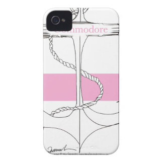 pink commodore, tony fernandes iPhone 4 case