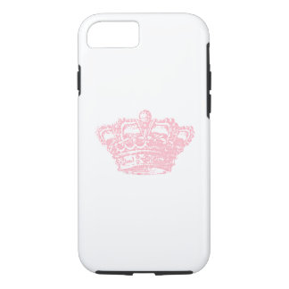 Pink Crown iPhone 7 Case