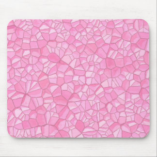 Pink crystal Mousepad