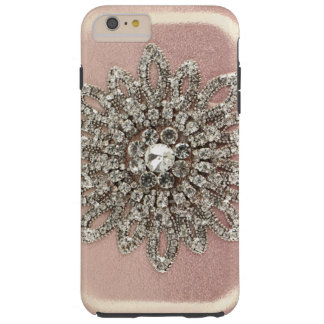 Pink Crystal Sheen Iphone 6 Tough Case
