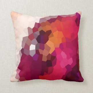 Pink Crystals Cushion