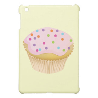 Pink Cupcake iPad Mini Case