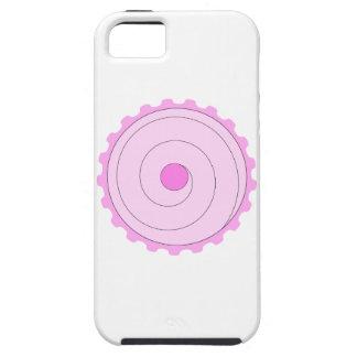 Pink Cupcake. iPhone 5 Case