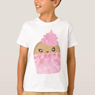 Pink Cupcake Kids Tee