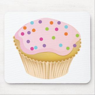 Pink Cupcake Mouse Mat