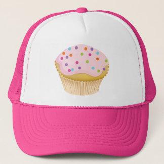 Pink Cupcake Trucker Hat