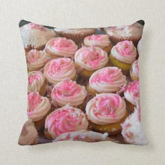 Pink Cupcakes Cushion