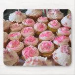 Pink Cupcakes Mousepads