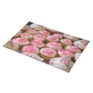 Pink Cupcakes Placemat