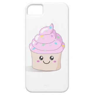 Pink Cute Cupcake iPhone 5 Case