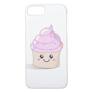 Pink Cute Cupcake iPhone 8/7 Case
