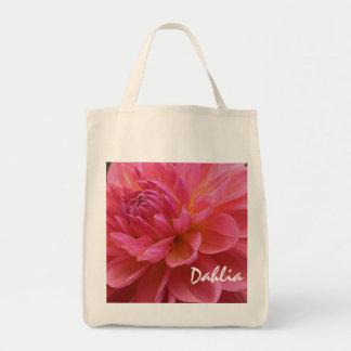 Pink Dahlia Bag