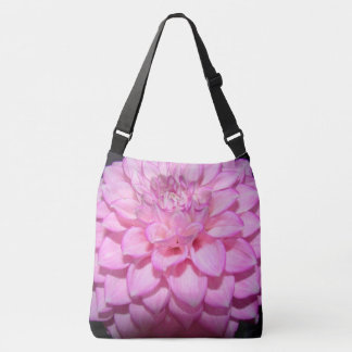 Pink Dahlia Flower Floral Photography Bag Tote Bag