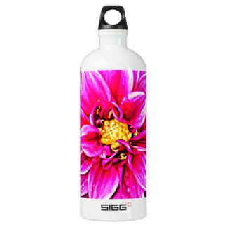 Pink Dahlia Original Design SIGG Traveller 1.0L Water Bottle