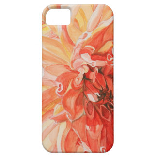 Pink Dahlia Phone Case Case For The iPhone 5