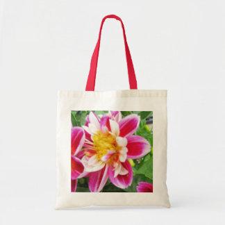 Pink Dahlias Bag