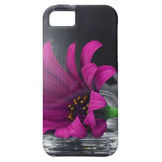 Pink Daisy Closeup In A Wine Glass Tough iPhone 5 Case