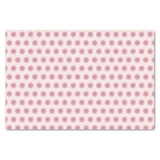Pink Daisy Tissue Paper
