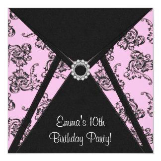 10th Birthday Party Invitations Announcements Zazzlecouk