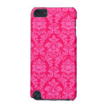 Pink Damask iPod Touch (5th Generation) Cover