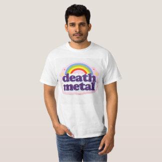 Pink Death Metal Rainbow T-Shirt
