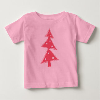 pink decorated Christmas tree Shirts