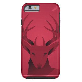 Pink Deer Tough iPhone 6 Case