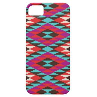 Pink Desert Native American Pattern iPhone4 case