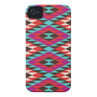 Pink Desert Native American Pattern iPhone4 case iPhone 4 Case