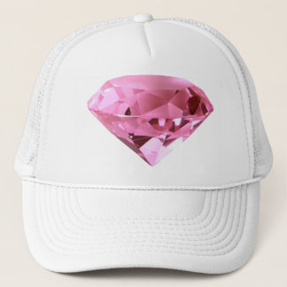 pink diamond hat