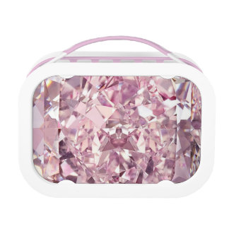 Pink Diamond Lunchbox