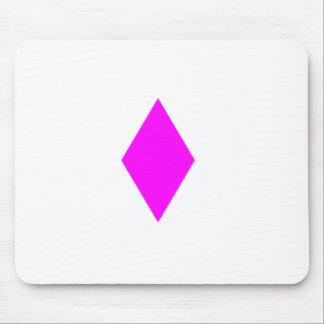 Pink Diamond Mouse Pad