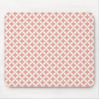 Pink Diamonds Mousepads