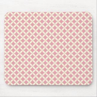 Pink Diamonds Mousepad