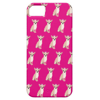 Pink Diva Chihuahua Cute Dog iPhone cover iPhone 5 Covers