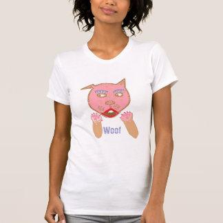 Pink Dog tshirt