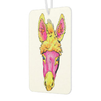 Pink Donkey Air freshner