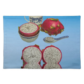 Pink Dragon Fruit Placemat