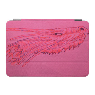 Pink Dragon Head Ipad Mini Cover