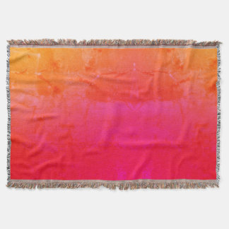 Pink Dream Throw Blanket