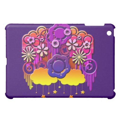 Pink Drips iPad Mini Cover
