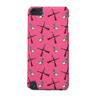 pink duck hunting pattern iPod touch 5G case