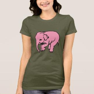 Pink Elefant T-Shirt