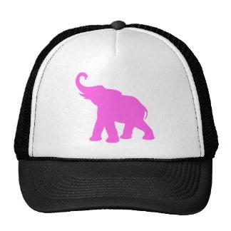 Pink Elephant Cap