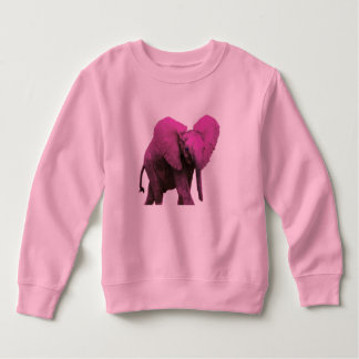 Pink Elephant Pullover  Tom Wurl